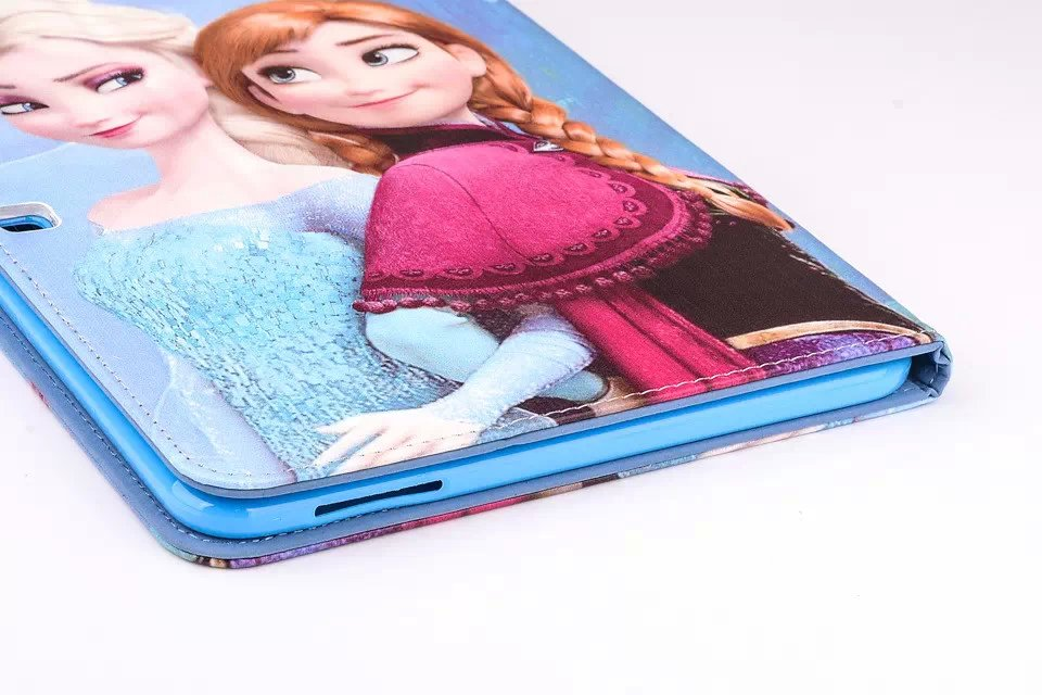 screen protector frozen queen pu leather cover case for