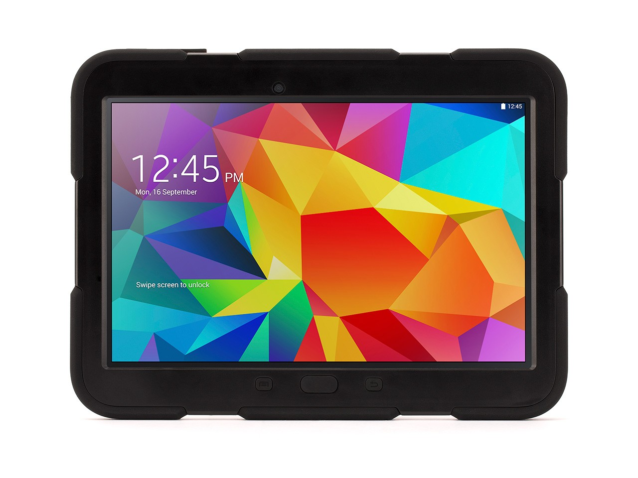 heavy duty shock proof case screen protector for samsung galaxy tab 4 10 1 ebay. Black Bedroom Furniture Sets. Home Design Ideas